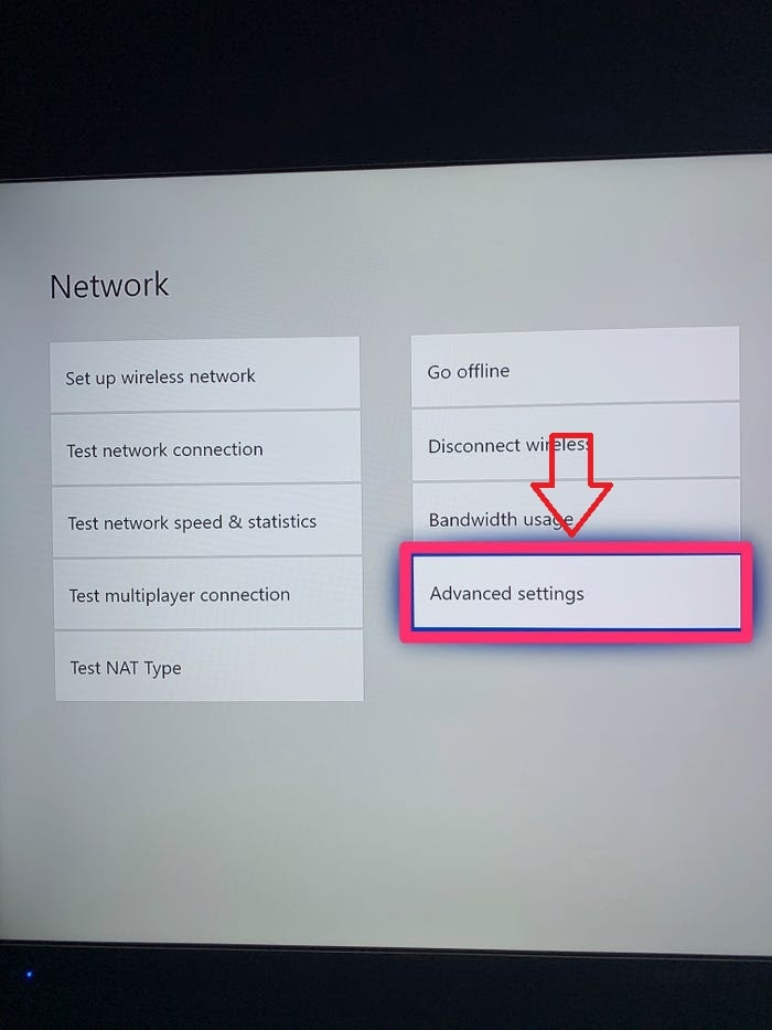 How To Find Xbox One IP Address